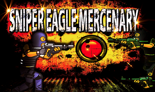 SNIPER鹰MERCENARY