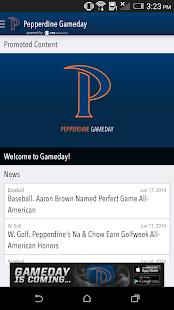 Pepperdine Gameday LIVE - screenshot thumbnail