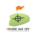 nRange Golf GPS rangefinder logo