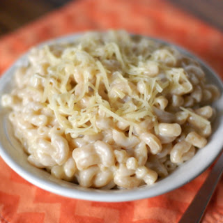 Creamy (Whole-Wheat) Mac and Cheese
