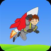 Skyman - The Rocket Guy
