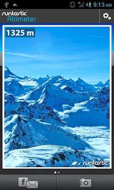 Runtastic Altimeter 登山用GPS高度計測のおすすめ画像2