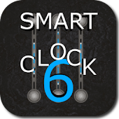 Smart Clock 6 Go Locker Theme