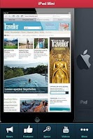 Screenshot of iPad Mini REVIEW