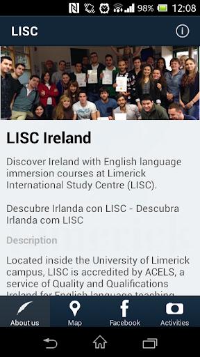【免費教育App】LISC Ireland-APP點子