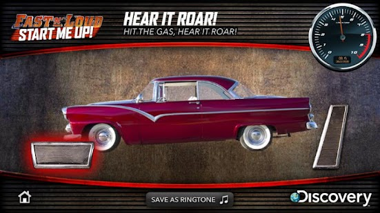 Fast N' Loud: Start Me Up!- screenshot thumbnail