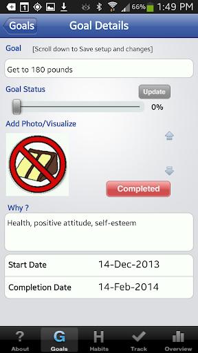 玩生產應用App|The Habit Factor® Goals,Habits免費|APP試玩