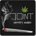 Cannabis Joint Battery Widget icon