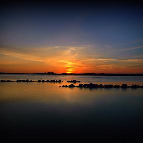 False Cape by Amy Barcroft - Landscapes Sunsets & Sunrises