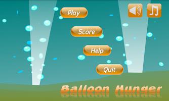 Screenshot of Balloon Hunger