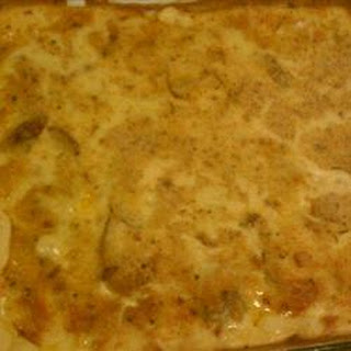 Supreme Scalloped Potatoes.