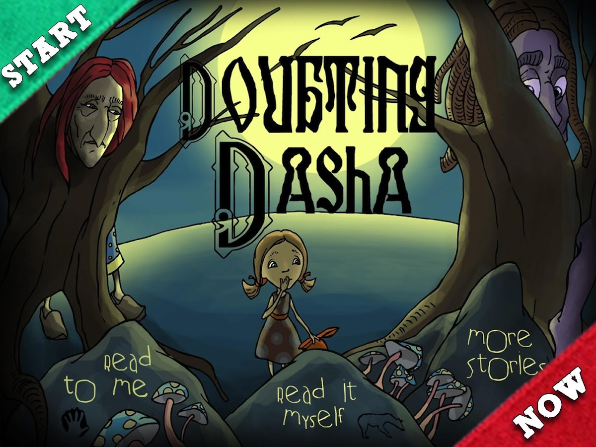 Doubting Dasha - screenshot