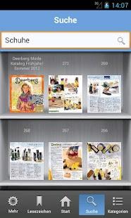 Kataloge App - KaufNavigator - screenshot thumbnail