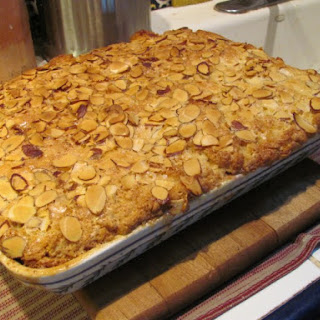 Almond Rhubarb Pastry