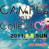 CampusCollection公式ライブ壁紙Vol.1