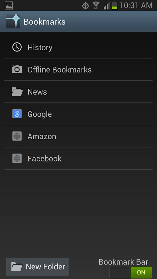 Thuban Handset Browser Free- screenshot