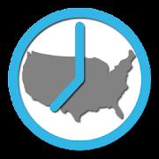 Us timezones clock apps on google play us timezones clock publicscrutiny Image collections