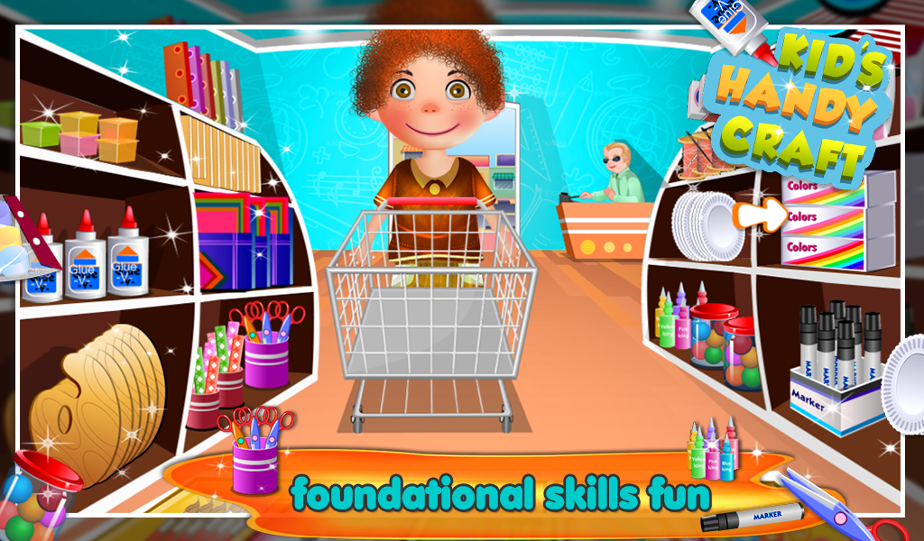 Kids Handy Craft- screenshot