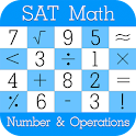 SAT Math : Number & Operations icon