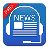 Audio News Pro:hands&eyes free