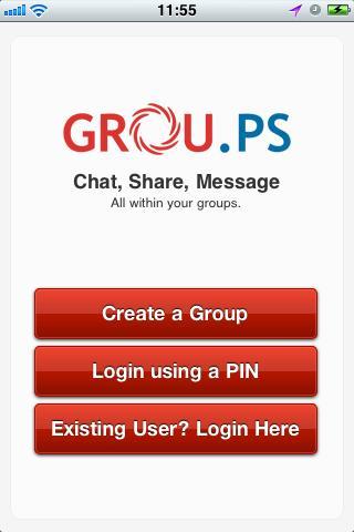 【免費社交App】GROU.PS-APP點子