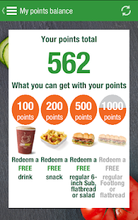 SUBWAY® SUBCARD® UK - screenshot thumbnail
