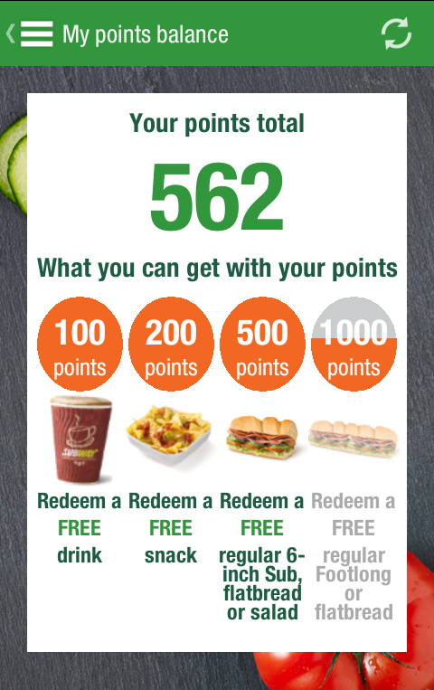 subway subcard uk amp ireland   android apps on google play