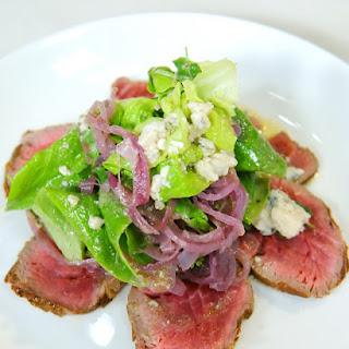 Peri Peri Beef Salad