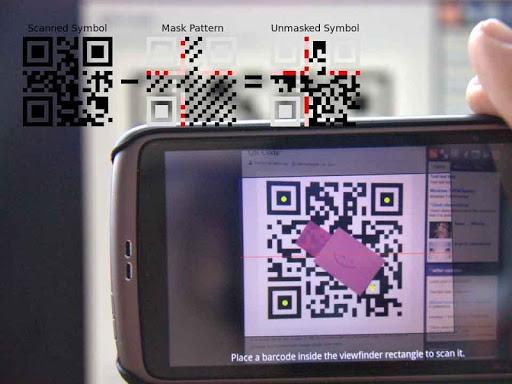 IQ Qr Code Reader Scanner Free