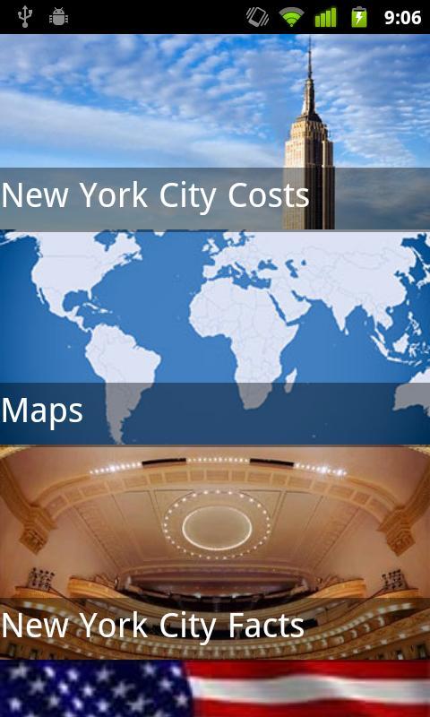 New York Travel Guide- screenshot