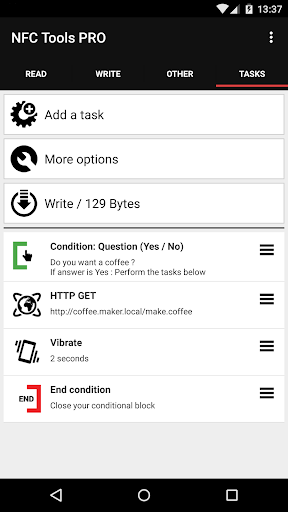 NFC Tools – Pro Edition v4.4