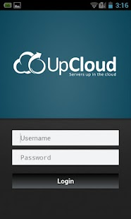 UpCloud - screenshot thumbnail
