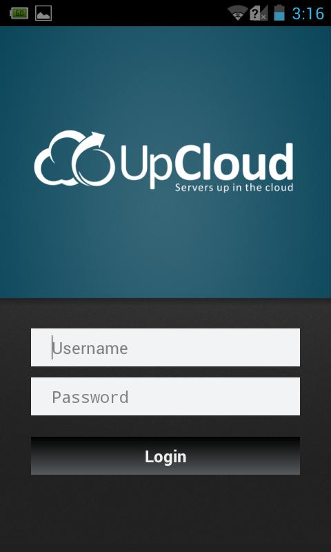 UpCloud - screenshot