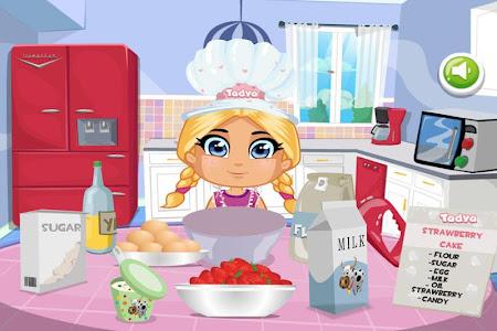 Tadya Strawberry Cake 1.0 screenshot 1330111