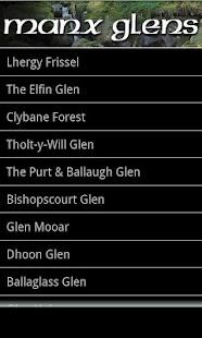 Manx Glens- screenshot thumbnail