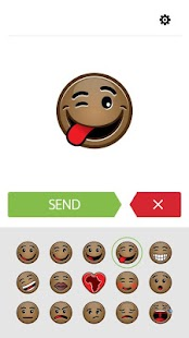 oju emoticon app - screenshot thumbnail