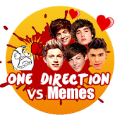 One Direction vs meme