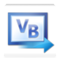 Compile,Build,Run VB.NET Code icon