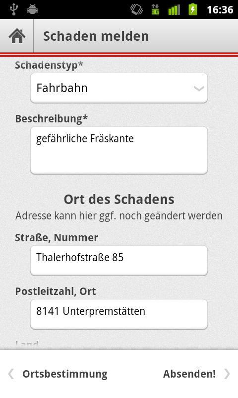 Mach mit!- screenshot