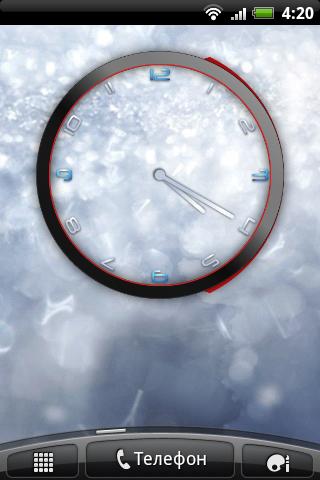 Transparent Clock 2