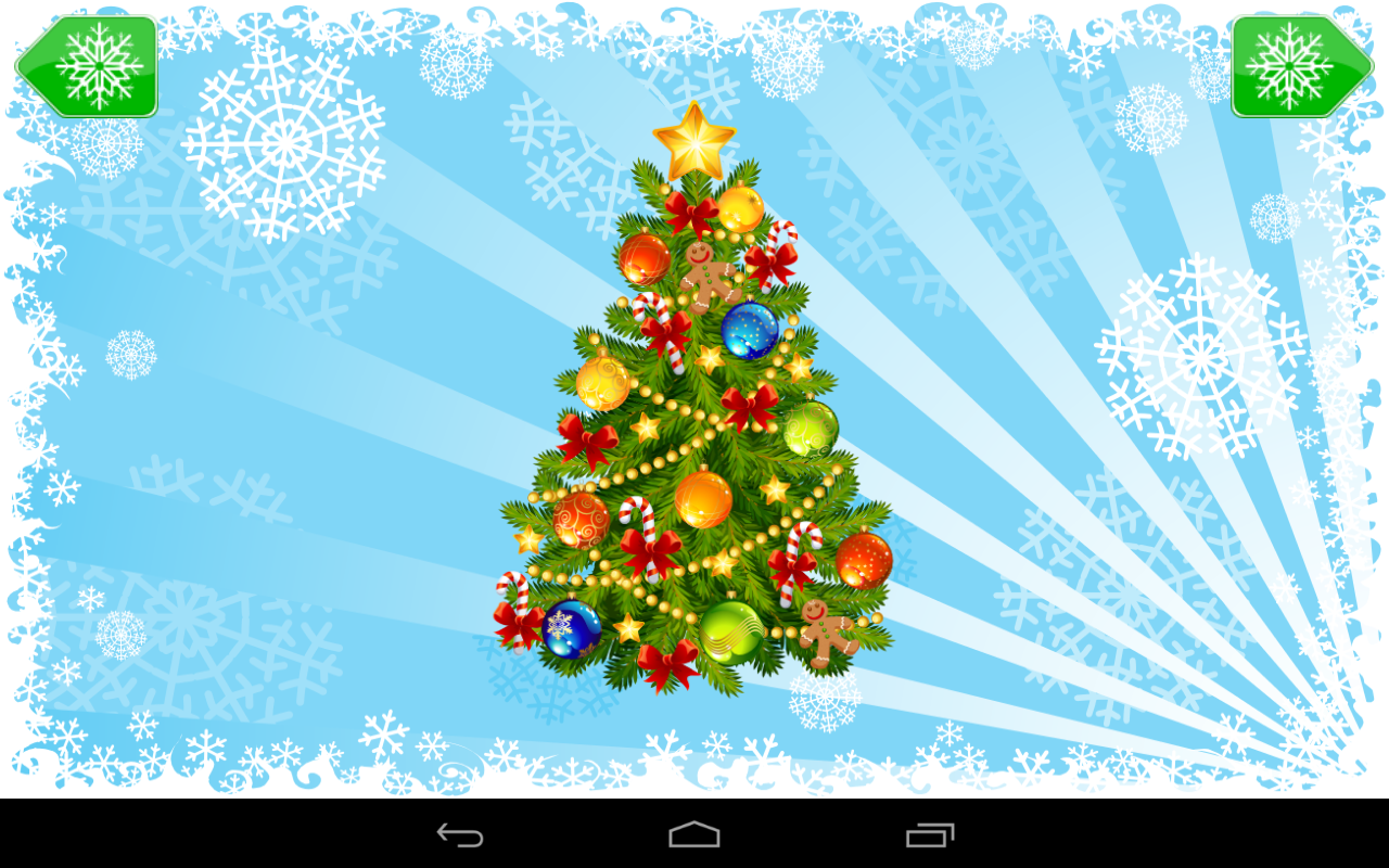 Kids Connect the Dots Xmas- screenshot