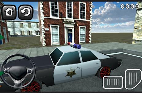 Free 3D Police Car Parking 3