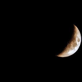 Moon by Lazar Jovanovic - Landscapes Starscapes ( moon )