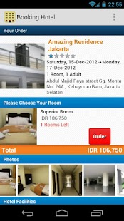 Booking Hotel - screenshot thumbnail