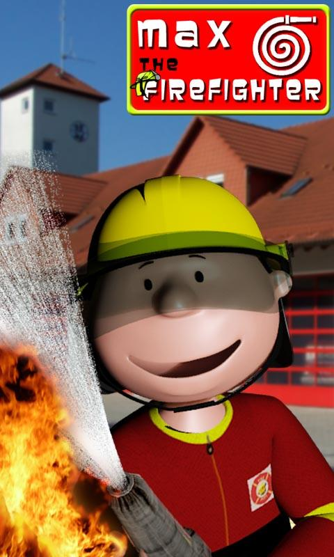 Talking Max the Firefighter - screenshot