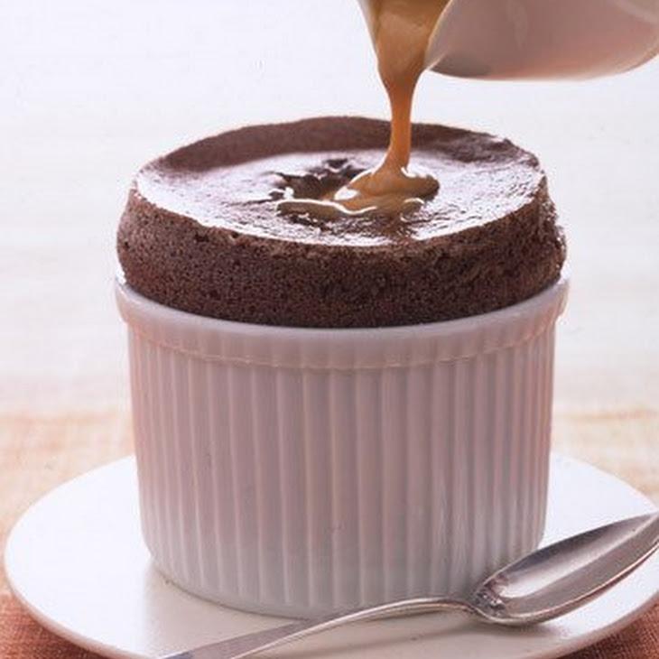 Caramel Anglaise Recipe