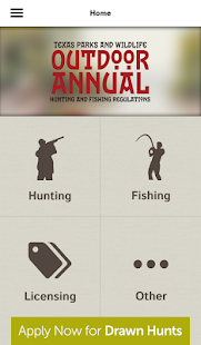Texas Outdoor Annual - screenshot thumbnail