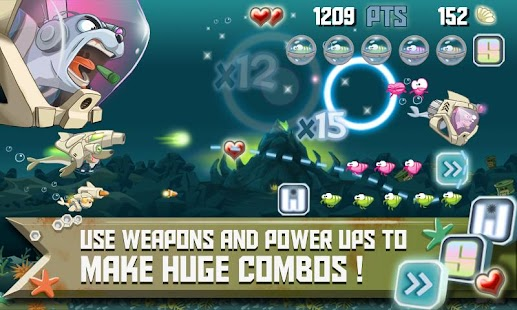 Seal Force Screenshot 7