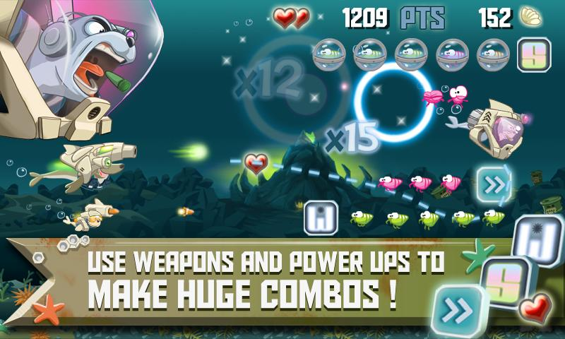 Seal Force - screenshot