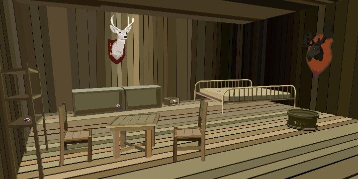 EscapeGame N31 - Mystery Shack - screenshot